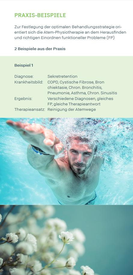 ATEM PHYSIOTHERAPIE - Gesund durch freie Atemwege