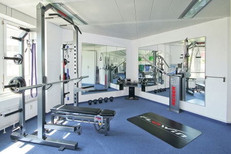 Trainingsraum Ortho Reha Sport