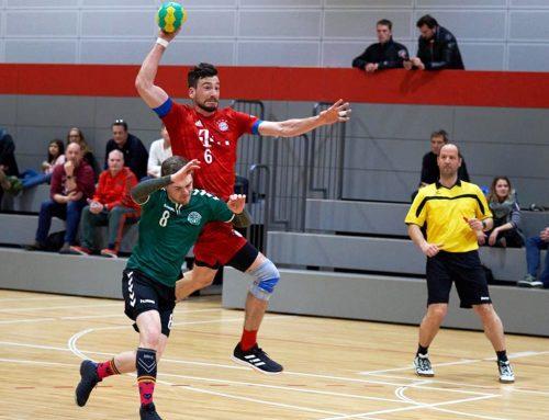 ORS-Athletik-Screening für die Handballabteilung des FC Bayern München eV