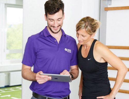 Online-Physiotherapie – sicher und wirkungsvoll