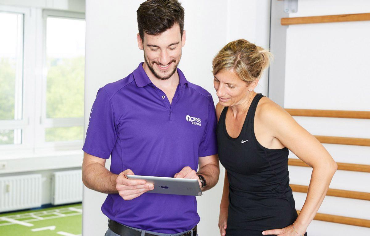Online-Physiotherapie - sicher und wirkungsvoll