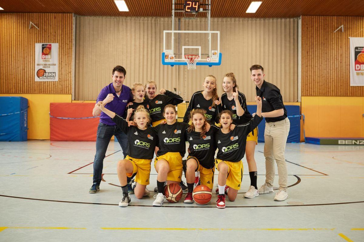 Die TS Jahn Basketballer und ORS – gemeinsam ein starkes Team für den Basketball