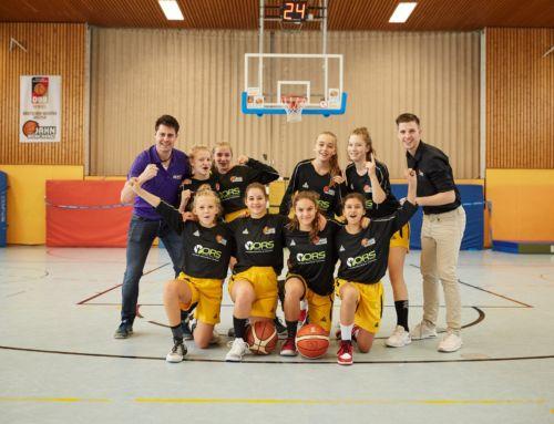 ORS ist Sponsor von TS Jahn Basketball in der Saison 2018/2019