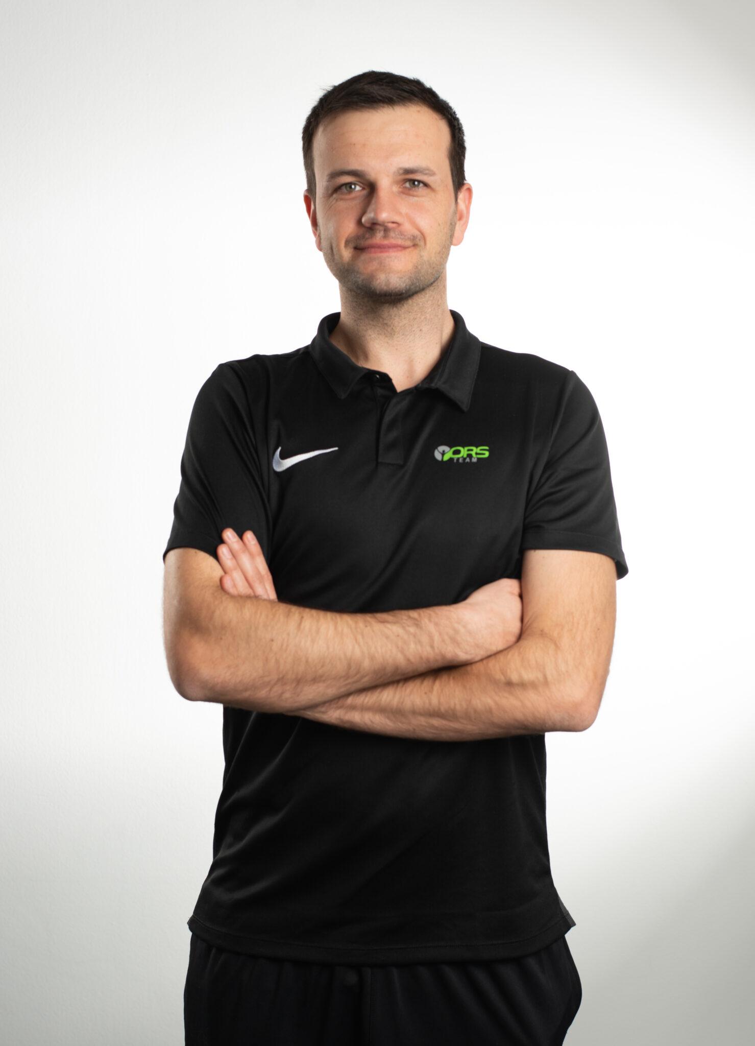 Sportwissenschaftler Sascha Bergmann