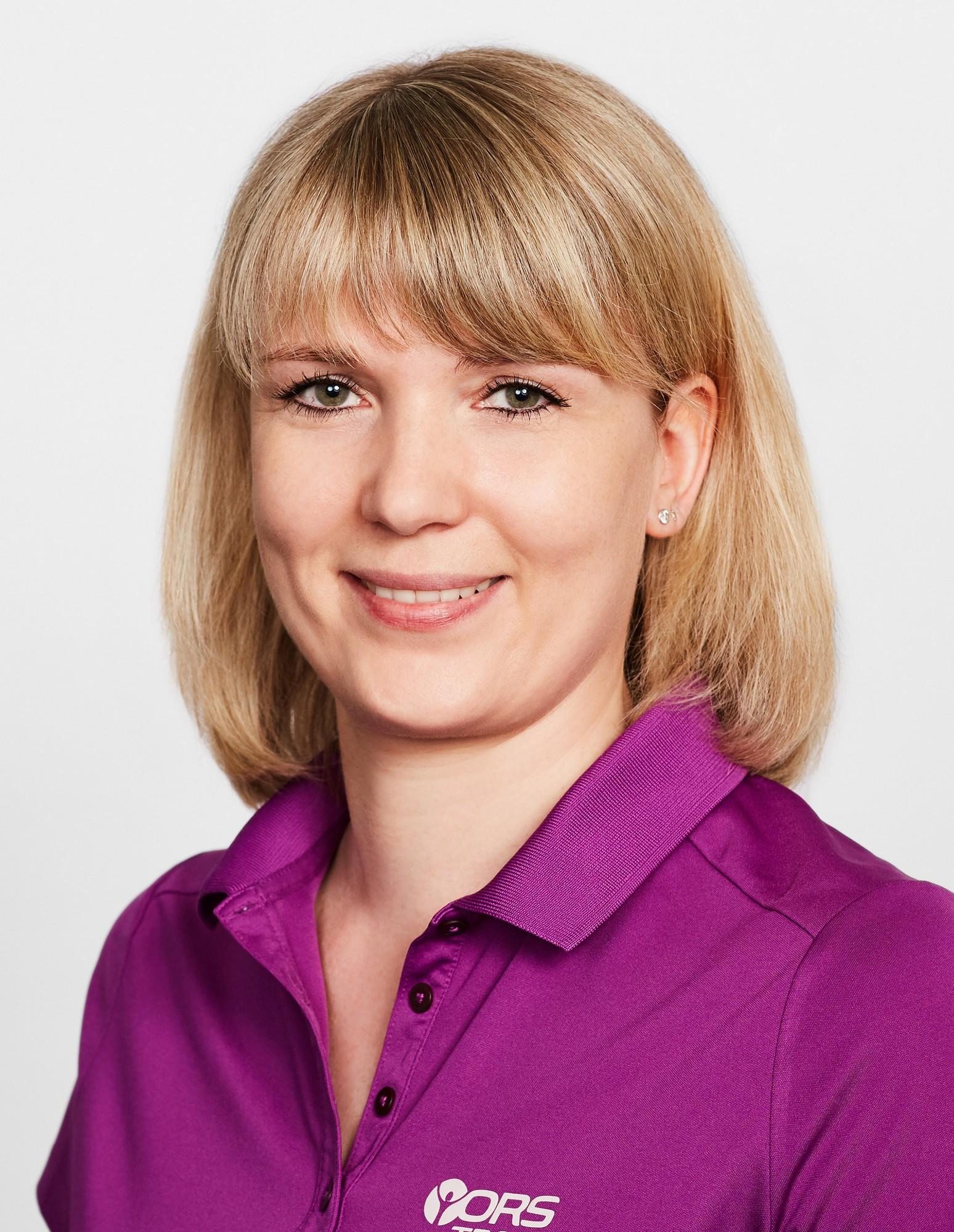Staatl. anerk. Physiotherapeutin Sandra Freund